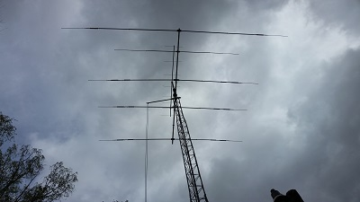 50 foot tower